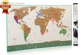 World Map With Flags Best Rated In Social Studies Accessories U0026 Helpful Customer