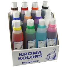 kroma kolors airbrush colours by kopykake kit of 12 buy now