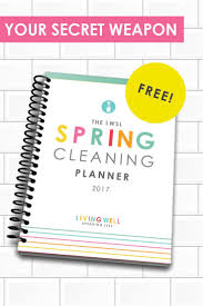 Housekeeping Tips 33 Best The Living Well Planner Images On Pinterest Planners