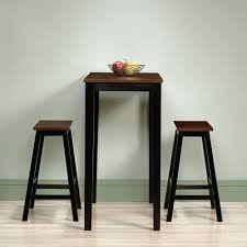 Ikea Dining Chairs by Kitchen Perfect For Kitchen And Small Area With 3 Piece Dinette