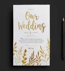 wedding flyer 20 wedding flyer templates free in psd format 20