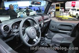 willys jeepster interior 2013 la live 2014 jeep wrangler willys wheeler edition