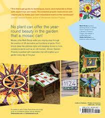 mosaic garden projects add color to your garden with tables