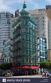 El Patio San Francisco by Copper Green Columbus Tower Aka Sentinel Building 1907