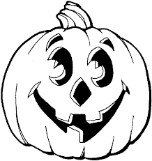 halloween pumpkin coloring pages free print coloringstar