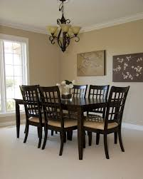 elegant dinette sets in dining room eclectic with convert garage