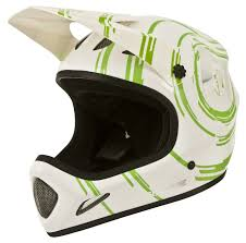 sixsixone motocross helmet sixsixone downhill helmet 661 evo inspiral white lime maciag offroad