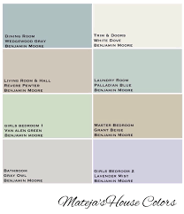 whole house color palettes google search for the home