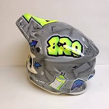 motocross helmet wraps custom helmet painting moto related motocross forums message