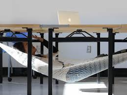 Kid At Desk by The Schnap Hammock Lets You Nap Under Your Desk Business Insider