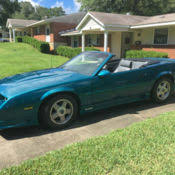 1992 camaro z28 convertible for sale 1992 chevrolet camaro 25th anniversary camaro rs convertible for