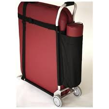 massage table cart for stairs massage table accessories