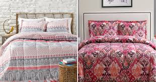 Macy Bedding Sets Macy U0027s 3 Piece Comforter Sets Only 17 99 Regularly 80 U2013 Valid