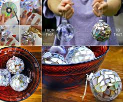 how to make cd ornaments pictures photos and images