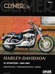 harley davidson xl sportster maintenance troubleshooting repair