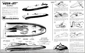 Model Speed Boat Plans Free by Ronia
