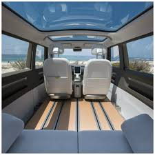 volkswagen minibus interior the new all electric minibus that looks a lot like an old favorite
