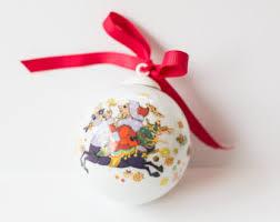 christmas tree ball etsy