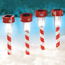 Candy Cane Lights Candy Cane Solar Lights