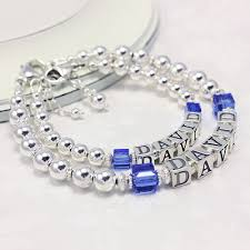 birthstone bracelet for birthstone bracelets jewelry personalized with name and