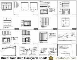 modern studio plans 16x16 studio shed plans large modern shed plans