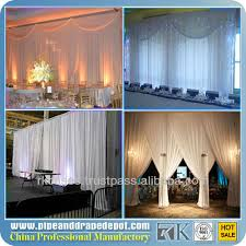 Sheer Draping Wedding Sheer Draping Fabric For Wedding Event Party Decoration Buy