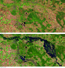 Wittenberg Germany Map by Flooding In Germany Image Of The Day
