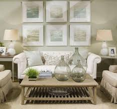 Coastal Accent Chairs Chesterfield Sofa Cottage Living Room Phoebe Howard