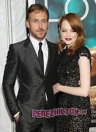 ryan gosling emma stone couple film emma stone and ryan gosling are out of focus perezhilton com
