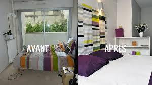 chambre en l idée déco chambre en longueur