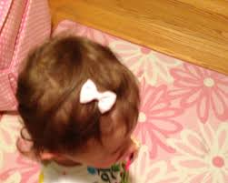baby barrettes today s hint barrettes that stay in baby toddler hair hint