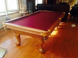 american heritage pool table reviews 218 best sold used pool tables billiard tables over time images on