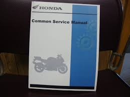 honda common service manual u2022 40 00 picclick