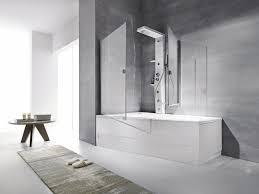 profili vasca da bagno la doccia nella vasca aggiungendo un pannello cose di casa