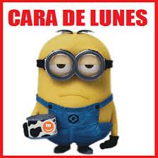 Memes De Los Minions - odio los lunes me gusta reirme humor chistes pinterest