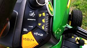 John Deere X500 Safety Disable Youtube