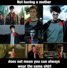 Harry Potter Meme - shirt harry potter know your meme