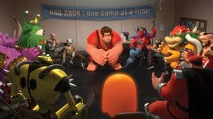 wreck ralph movie 2012