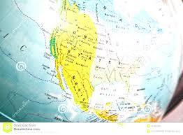 Maps On Us Globe Also Us Map On Globe Evenakliyat Biz