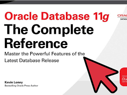 Database Administrator Resume Sample by How To Be An Oracle Database Administrator 4 Steps