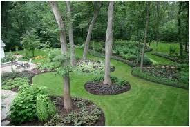 backyards enchanting garden design with american beauty