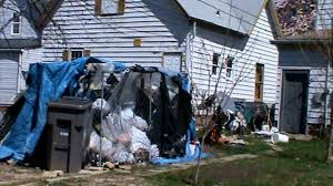 Trash House by Hoarder Alert The Landlord Chronicles