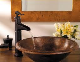 Hammered Copper Bathroom Sink Astonishing Copper Bathroom Sinks Images Best Inspiration Home