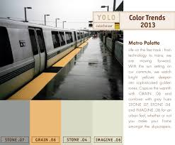 yolo colorhouse forecasts color trends for 2013