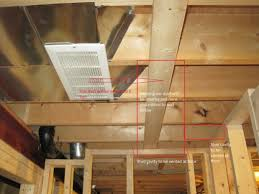 return air duct in basement best design basement 2017