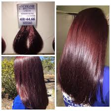 ion haircolor pucs our brand new ion color brilliance semipermanent creme in plum is