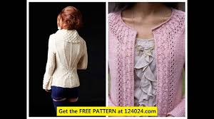 how does it take to knit a sweater knit cardigan cardigan knitting patterns womens chunky knit
