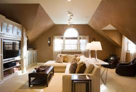 painting tip dealing with angled walls and sloped ceilings