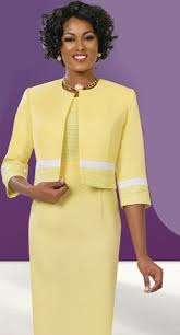 ben marc executive 11495 ladies suit with split sleeve peplum