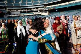 34 stunning images that capture the of eid in america